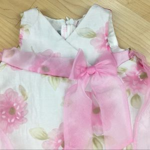 Bonnie Baby Pink Dress